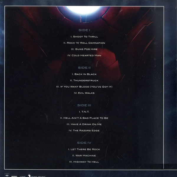 ACDC-IRON-MAN-2-180-Gram-Double-LP-Vinyl-Soundtrack