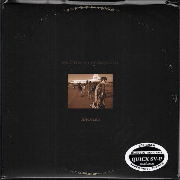 Limited Edition ALMOST FAMOUS 200 Gram Vinyl Soundtrack
