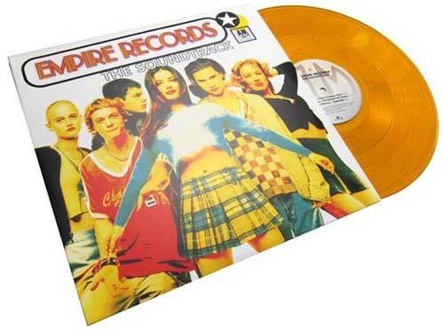 Limited-Edition-EMPIRE-RECORDS-Gold-Vinyl-Soundtrack-Record-Store-Day