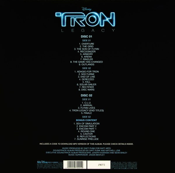 limited-edition-TRON-LEGACY-180g-Double-Vinyl-Soundtrack