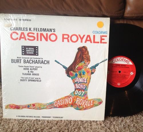 Casino Royale Vinyl Soundtrack