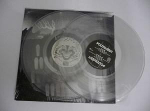 POLTERGEIST Clear Vinyl Soundtrack 2LP