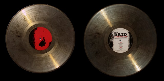 THE-RAID-REDEMPTION-180g-2LP-Smokey-Grey-Variant-Vinyl-Soundtrack-Mondo
