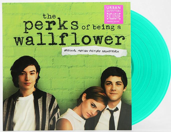 The Perks Of Being A Wallflower Green Transparent Vinyl