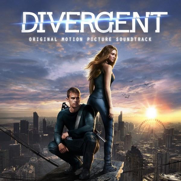 Divergent Vinyl Soundtrack