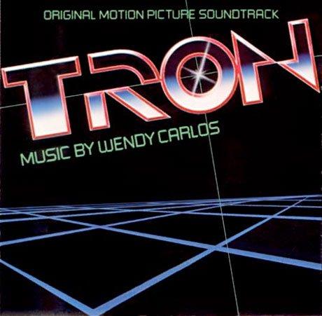 TRON Vinyl Soundtrack by Wendy Carlos