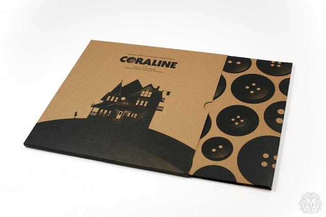 CORALINE Vinyl Soundtrack