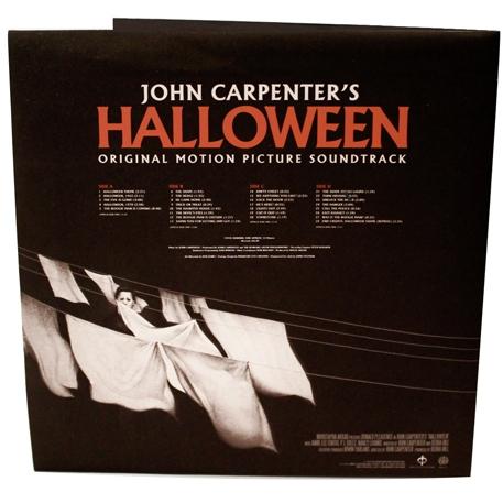 HALLOWEEN Vinyl Soundtrack by John Carpenter Mondo (1)