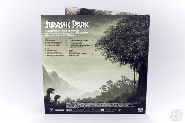 JURASSIC PARK Mondo Vinyl Soundtrack (1)