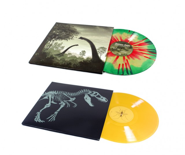 JURASSIC PARK Mondo Vinyl Soundtrack (10)