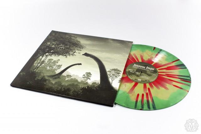 JURASSIC PARK Mondo Vinyl Soundtrack (5)