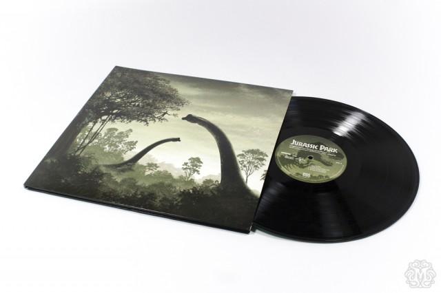 JURASSIC PARK Mondo Vinyl Soundtrack (7)