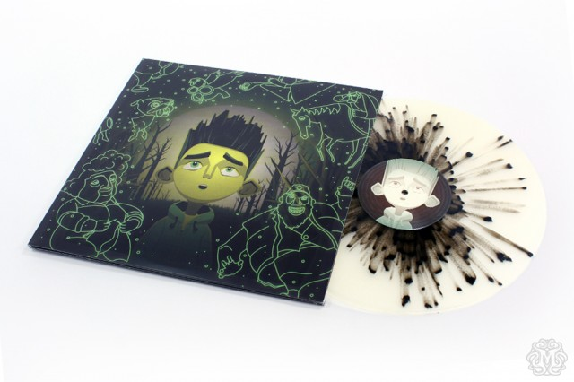 Limited Edition PARANORMAN Vinyl Soundtrack