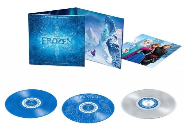 FROZEN Limited Edition Vinyl Soundtrack