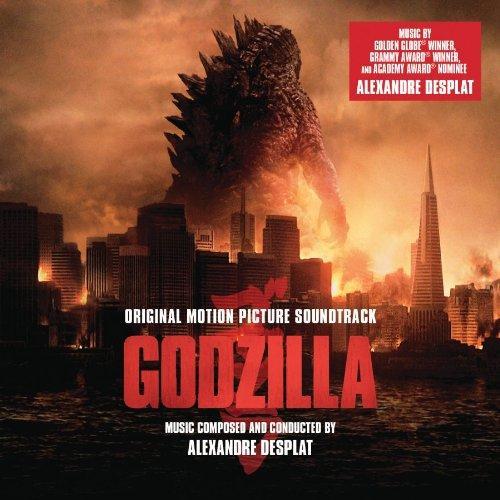 GODZILLA Soundtrack by Alexandre Desplat