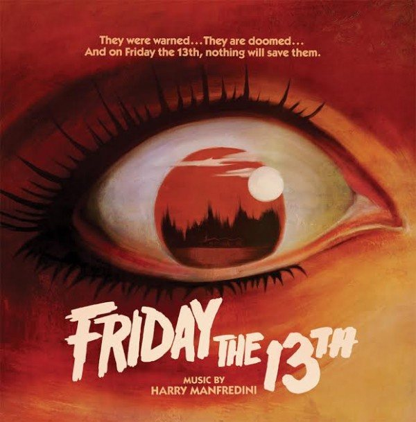 FRIDAY THE 13TH Vinyl Soundtrack by Harry Manfredini