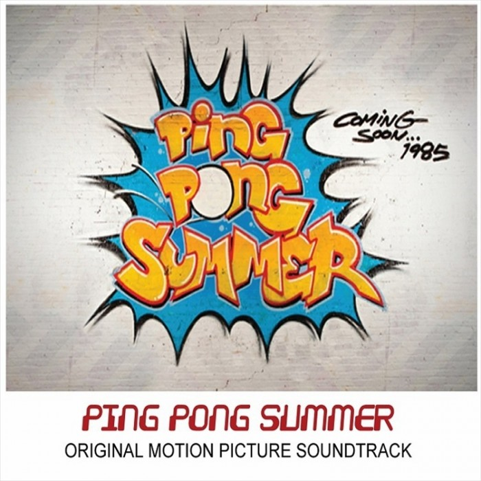 PING PONG SUMMER Vinyl Soundtrack