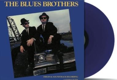 THE BLUES BROTHERS Vinyl Soundtrack 2014