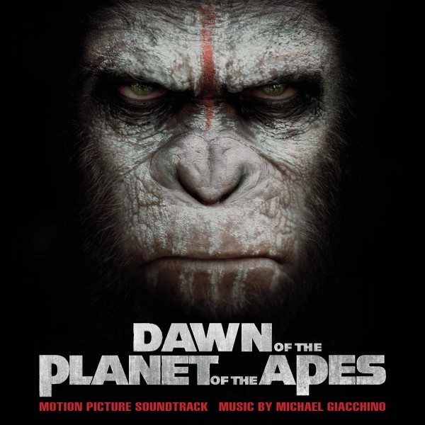 DAWN OF THE PLANET OF THE APES Vinyl Soundtrack