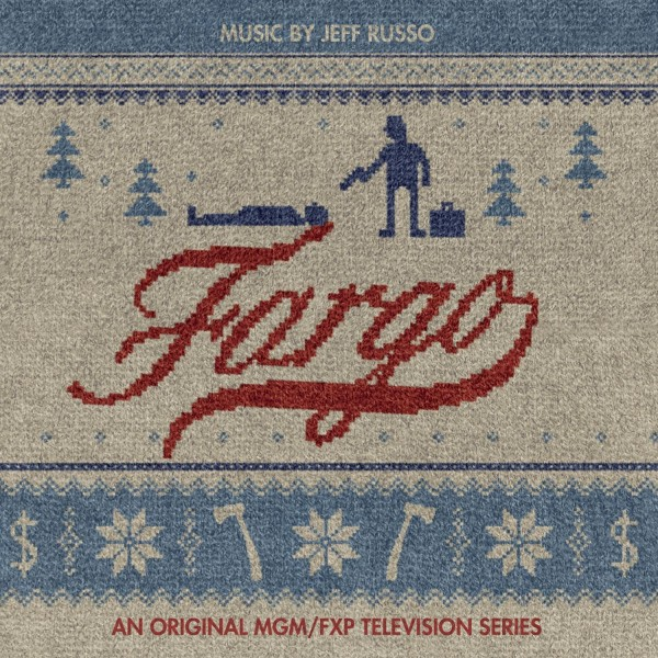 FARGO Vinyl Soundtrack by Jeff Russo