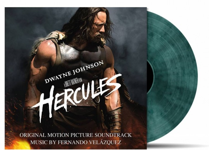 HERCULES Vinyl Soundtrack 2014