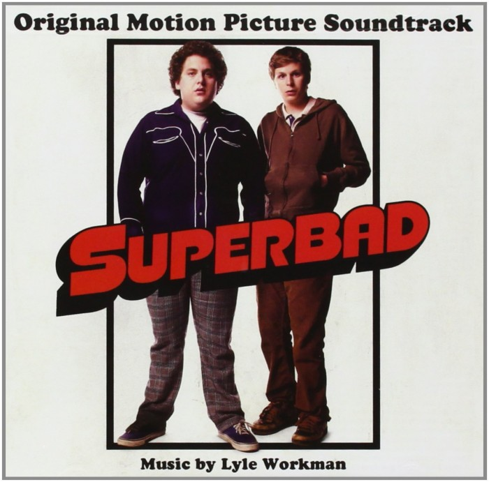 SUPERBAD Vinyl Soundtrack
