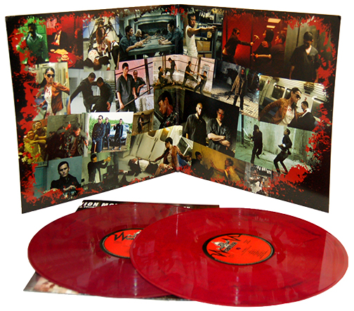THE RAID 2 Vinyl Crimson Rain Variant Soundtrack