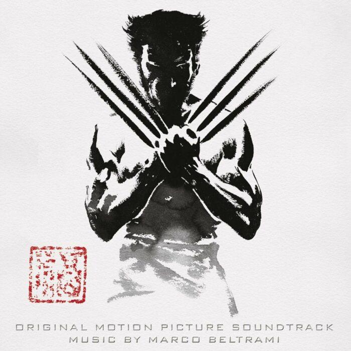 THE WOLVERINE Vinyl Soundtrack