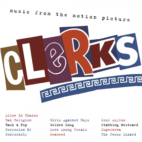 CLERKS Vinyl Soundtrack