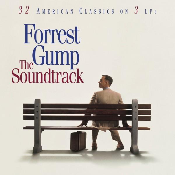 FORREST GUMP 3xLP Vinyl Soundtrack