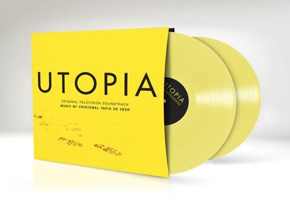 utopia tv series vinyl soundtrack