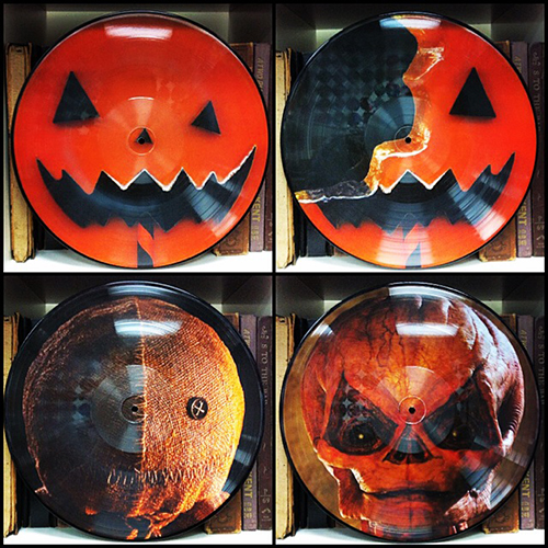 TRICK R TREAT Picture Disc Vinyl