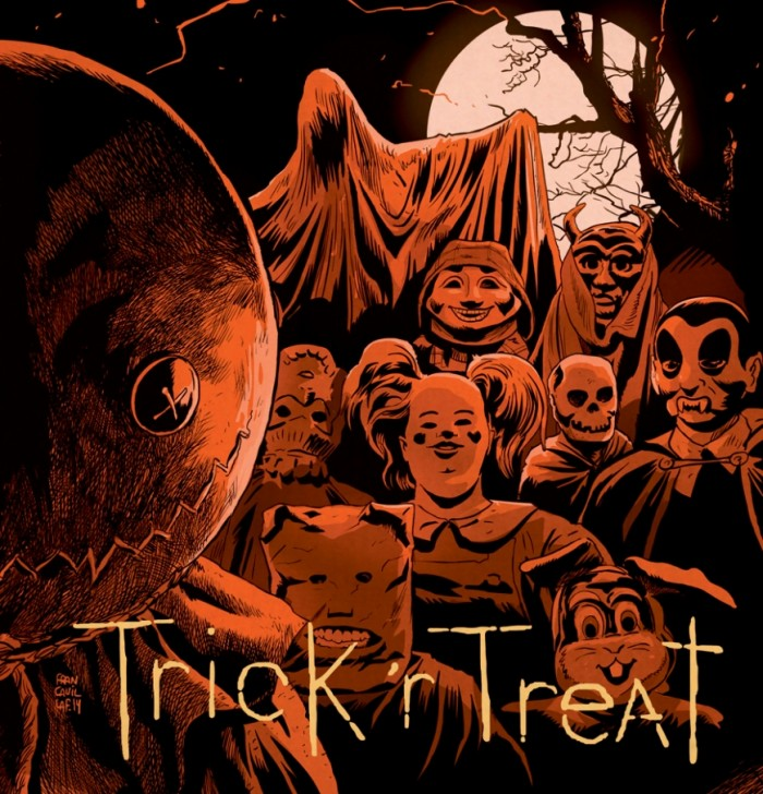 TRICK R TREAT vinyl soundtrack