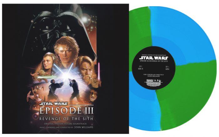 limited-edition-star-wars-episode-3-revenge-of-the-sith-vinyl-soundtrack-general-grievous-colored-vinyl